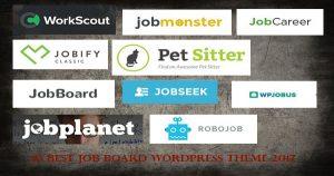 Best Job Board WordPress theme